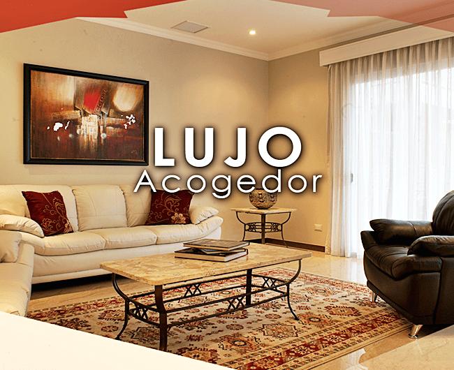 Apart Lujoso 3habs en piso 3 en San Rafael Escazú