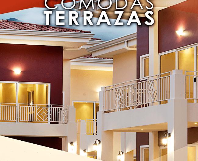 Apart Lujoso y amplio 3habs bien ubicado en Escazú