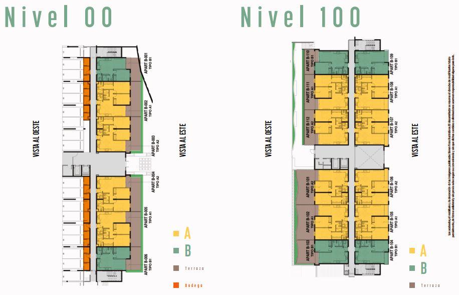 Nivel 00 y 100