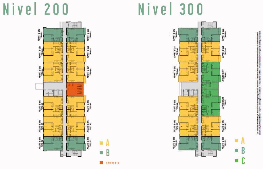 Nivel 200 y 300