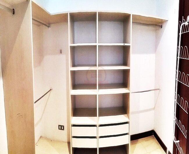 Apart. 3habs Amueblado piso 5 en Torres del Country