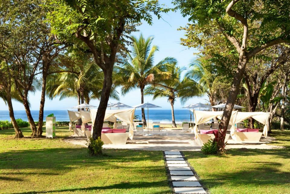 Hotel de Playa con 21habs de 4 estrellas, Guanacaste.