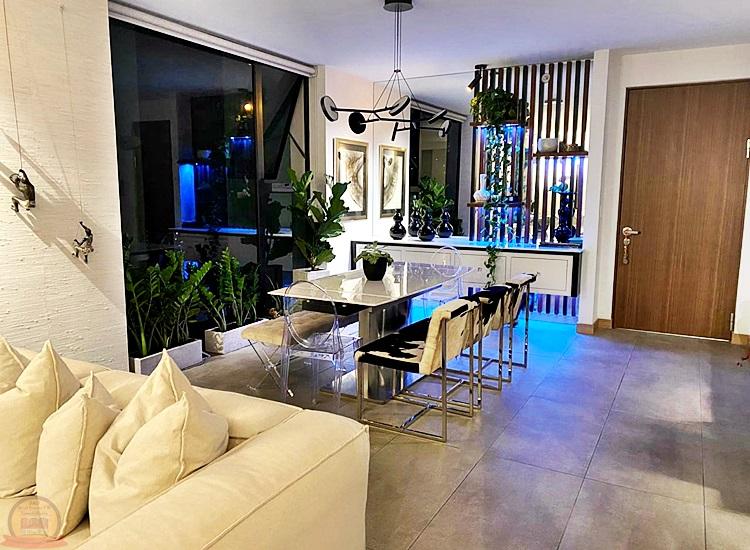 Apartamento Lujoso 3Habs 6º Piso en Condo, Rohrmoser.