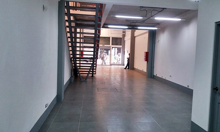 Local comercial de 210m en San José Centro