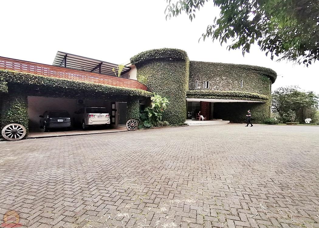 Villa Lujosa La Artística rodeada de naturaleza en Escazú