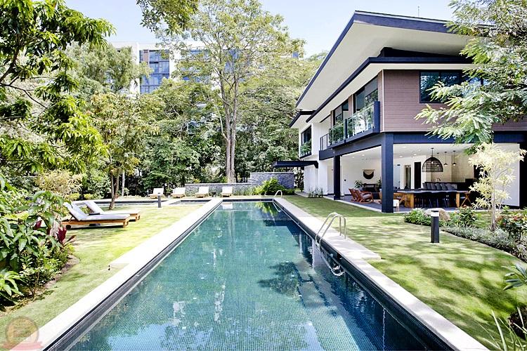 Penthouse de Lujo 3habs+Serv en Guachipelín Sur