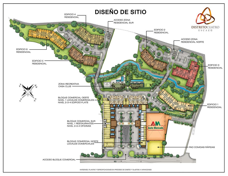 Masterplan Distrito 4